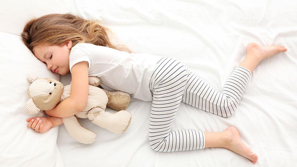 El colchón infantil